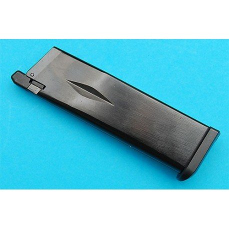 KJ Works Chargeur Gaz Hi-Capa (KJ Works KP05) AC-KJGGB0339M Chargeur GBB GAZ