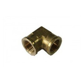 Z-Parts Female / Female Elbow Fitting AC-HPA1549CFF HPA
