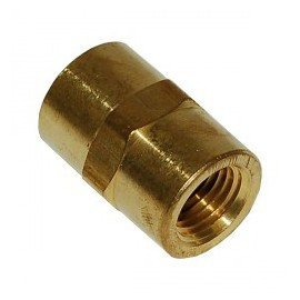 Z-Parts Raccord Droit Femelle/Femelle AC-HPA1549DFF HPA