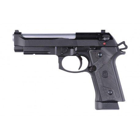 replique-KJ Works M9 Elite IA Co2 Full Metal -airsoft-RE-KJGC0301