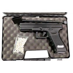 HFC G17 Super Spectre Gaz RE-HFHG184BC Pistolet à gaz - GBB