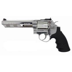 "Revolver Gaz 6"" Savaging Chrome (HFC)"