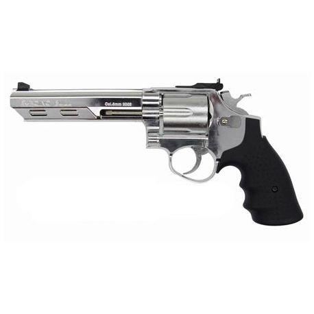 """replique-Revolver Gaz Savaging Bull 6"""" Chrome (HFC HG133C1) -airsoft-RE-HFHG133C1"""
