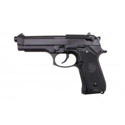 WE WE M92 Noir RE-WEGGB0340TM Pistolet à gaz - GBB