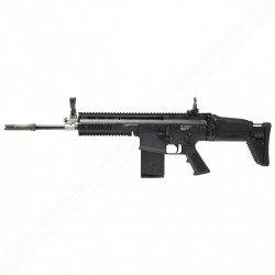 WE WE Herstal FN Scar-H GBBR Black RE-WEGR0109BHA Replica SCAR