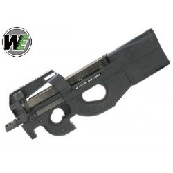 WE WE P90 Open Black Bolt GBBR RE-WETA2015BK Replica P90