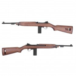 King Arms King Arms M1A1 Rifle Co2 (KA-AG-127) RE-KAAG127 Replicas WWI / WWII