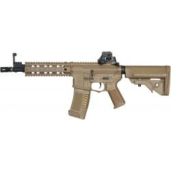 "Ares Amoeba M4 CQB-R 7"" Désert Combat Gear"