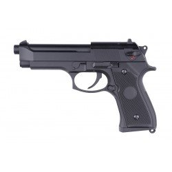 CYMA Cyma M9 AEP Black (CM126) RE-CMCM126 Airsoft Replicas