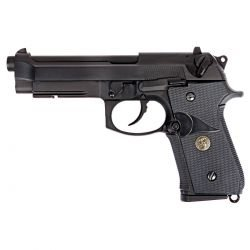 replique-WE M9A1 MEU Gaz Noir -airsoft-RE-WEGP321