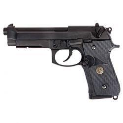 WE WE M9A1 MEU Noir RE-WEGGB0343TM Pistolet à gaz - GBB
