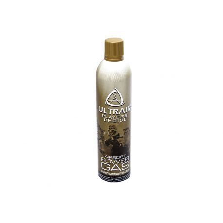 ASG Ultrair Gaz 570ml (ASG) AC-AS14571 Bouteille de gaz airsoft