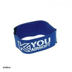 Bracciale Team Patch / Blue Deluxe (Kyou)