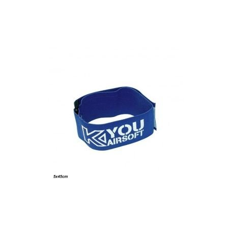 Kyou Team Patch / Brassard Deluxe Bleu (Kyou) AC-KYAJ0003 Team Patch