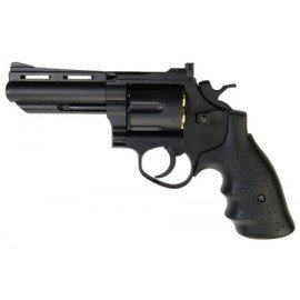 "Revolver Gas Savaging Bull 4 ""Black (HFC HG132)"