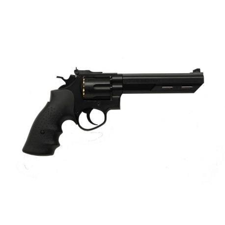 "replique-Revolver Gaz Savaging Bull 6"" Noir (HFC HG133B1) -airsoft-RE-HFHG133B1"