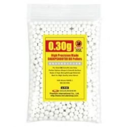 Sachet 0,30g de 1000 Billes (Guarder) AC-GDBB30BAG Billes 6mm