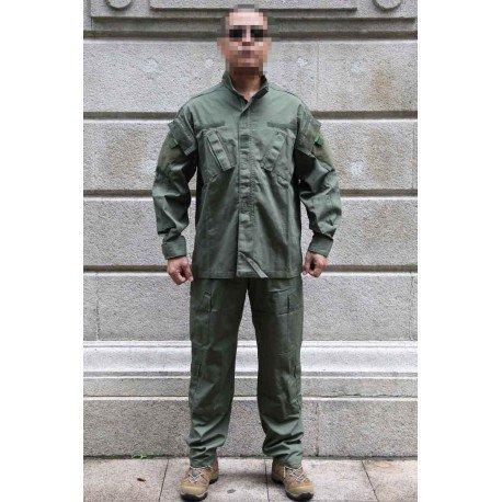 Emerson Uniforme Combat Set OD (Emerson) HA-EMEM6905 Uniformes