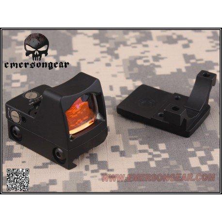 Emerson Emerson Point Rouge / Red Dot RMR Noir AC-EMEM8968 Red Dot / Point rouge
