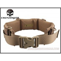 Emerson Deluxe Coyote Waist Belt (Emerson) HA-EMEM5584 Uniforms