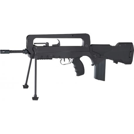 replique-FAMAS F1 Gen2 w/Fibre de Nylon (Swiss Arms 400907) -airsoft-RE-CB400907