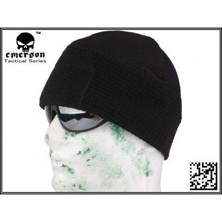 Emerson Bonnet Polaire Noir (Emerson) HA-EMEM8544 Uniformes
