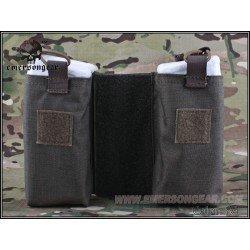 Set de bolsillos MBITR (x2) JPC Follaje (Emerson)