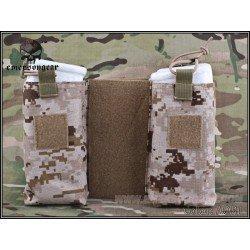 Emerson Set de 2 Poches MBITR pour JPC AOR1 (Emerson) AC-EMBD8333C Poche Molle