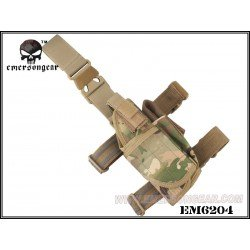 Emerson Holster Thigh Multicam Right Handed