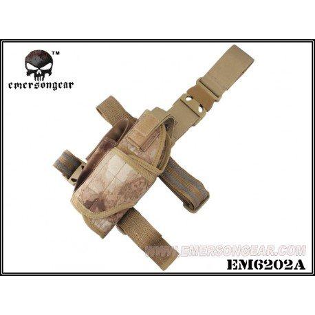 Emerson Holster Cuisse A-Tacs Gaucher (Emerson) AC-EMEM6202A Holster