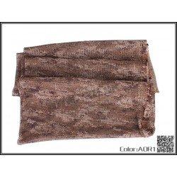 Emerson Emerson Net Scarf AOR1 AC-EMBD6642E Uniforms