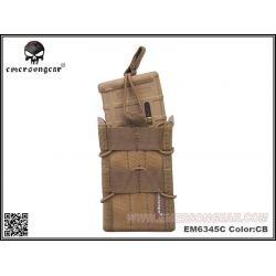 Emerson Emerson Poche TACO Simple Coyote HA-EMEM6345C Poche Chargeur