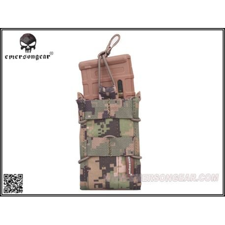 Emerson Poche Chargeur TACO M4 Marpat (Emerson) AC-EMEM6345F/JD Equipements