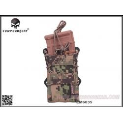 Caricabatterie tascabile Emerson TACO M4 (x2) Caricabatterie tascabile Marpat (Emerson) AC-EMEM6035E