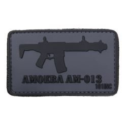 Patch in PVC 3D Amoeba AM-013 (101 Inc)