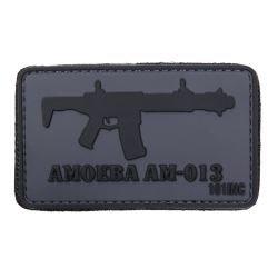 Patch in PVC 3D Amoeba AM-013 (101 Inc)