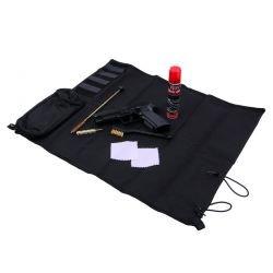 101 INC Petit Tapis de maintenance Noir AC-WP359440BK Consommables