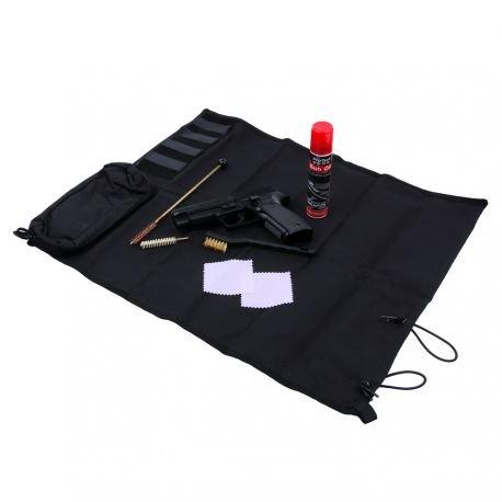 101 INC Tapis Maintenance Noir (101 Inc) AC-WP359440BK Consommables