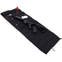 Tappetino di manutenzione 130cm nero (101 Inc)