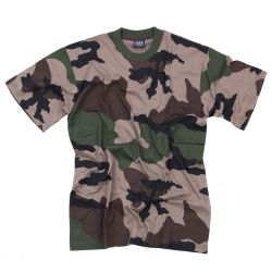 101 INC T-shirt Recon Tactique CCE HA-WP133517 Uniformes