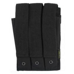 MP5 (x3) Black Charger Pocket (101 Inc)