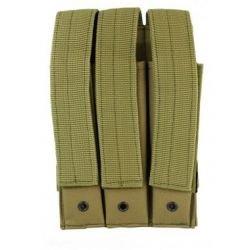 101 INC Pocket Charger MP5 (x3) Desert (101 Inc.) AC-WP359804DE Weiche Tasche