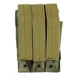 Poche Molle Triple MP5 Multicam
