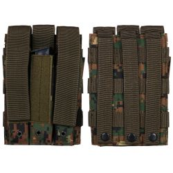 Poche Molle Triple MP5 Marpat