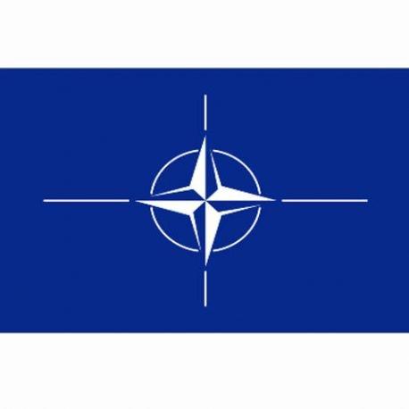 101 INC Drapeau OTAN 150x100 cm HA-WP447200145 Drapeau