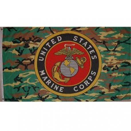 101 INC Drapeau US Marine Corps 150x100 cm HA-WP447200189 Drapeau