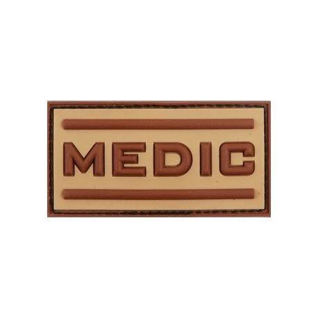 101 INC Patch 3D PVC Medic Desert (101 Inc) AC-WP4441003548DE Patch en PVC