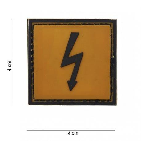 101 INC Patch 3D PVC Haut Voltage (101 Inc) AC-WP4441203597 Patch en PVC