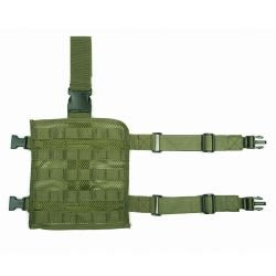 Molle Thigh Plate OD (101 Inc)