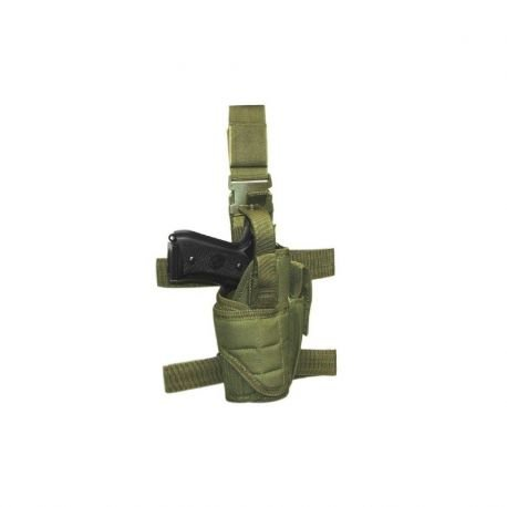 101 INC Holster Cuisse OD Modulable (101 Inc) AC-WP355436OD Holster